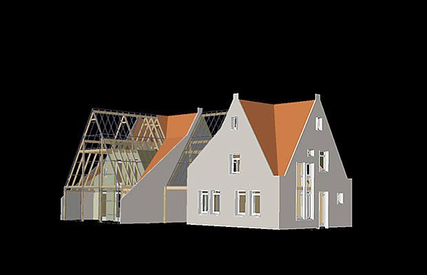 Study model Dag- en Nachtwoning