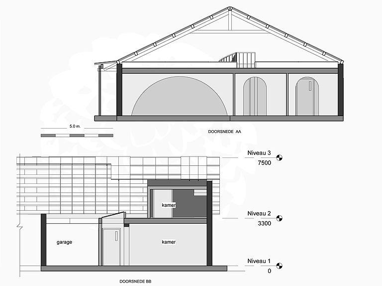 House Dahlia views 3-4